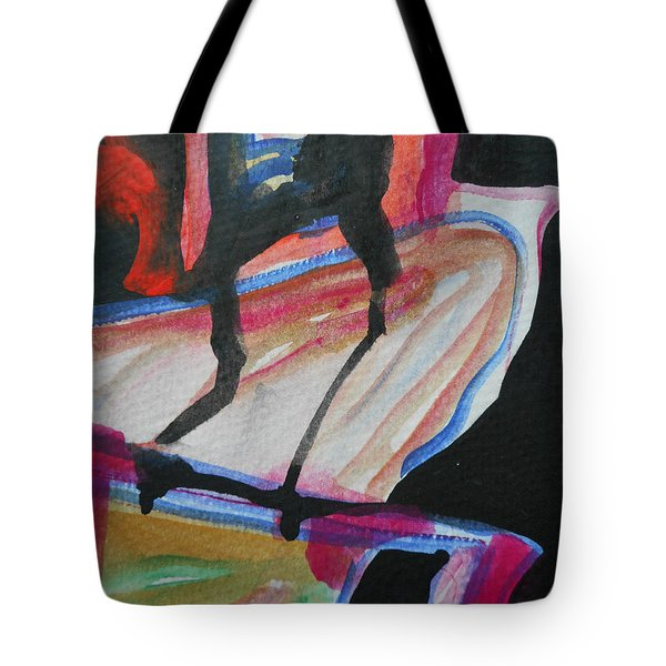 Abstract-5 Tote Bag