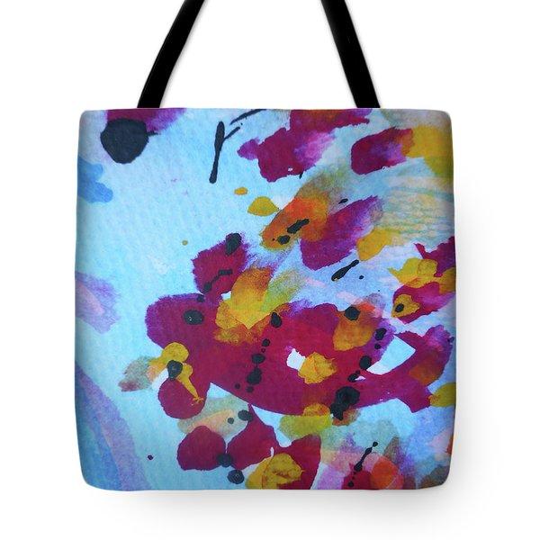 Abstract-6 Tote Bag