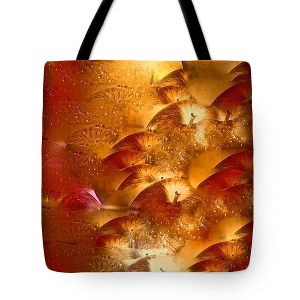 Abstract 70 Tote Bag