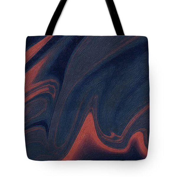 Abstract 8 Tote Bag
