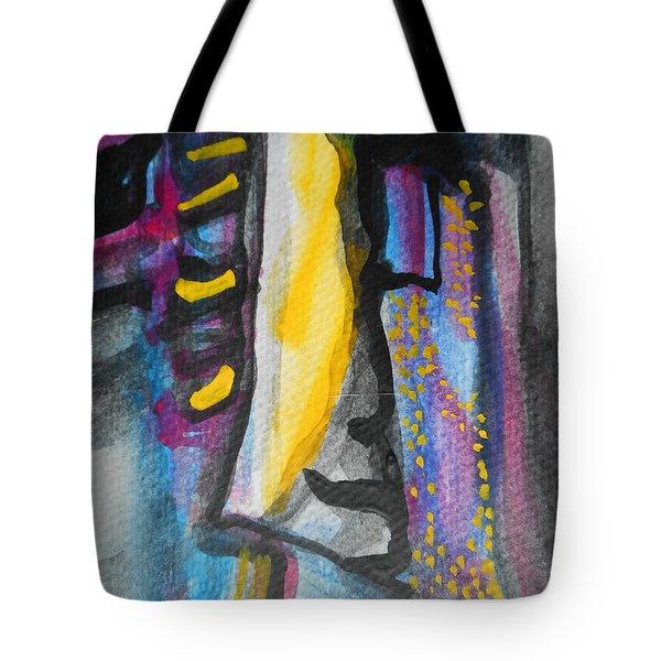 Abstract-8 Tote Bag