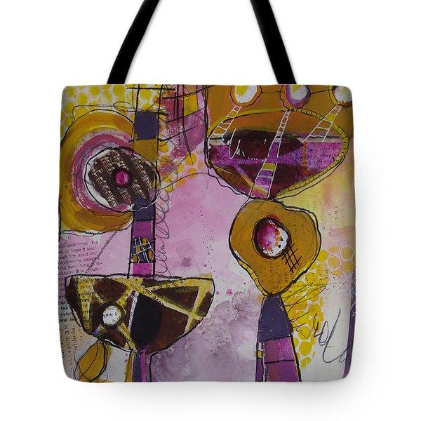 Abstract 86 Tote Bag