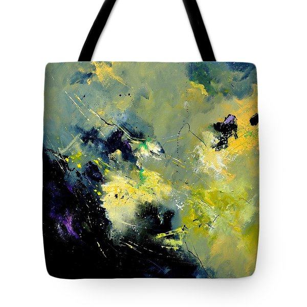 Abstract 8821603 Tote Bag by Pol Ledent