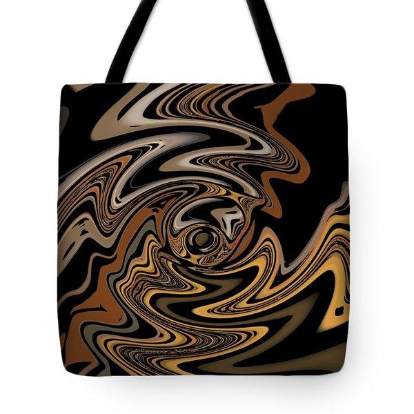 Abstract 9-11-09 Tote Bag by David Lane