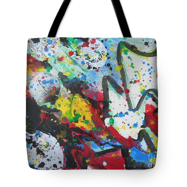 Abstract-9 Tote Bag