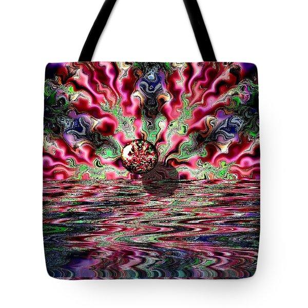 Abstract 93016.1 Tote Bag