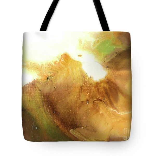 Abstract Acrylic Painting Fantasy Tote Bag