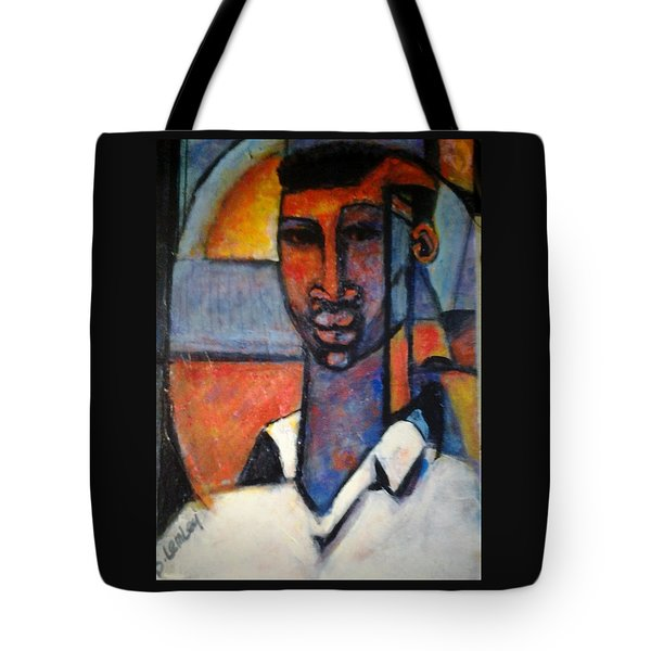 Abstract African Tote Bag