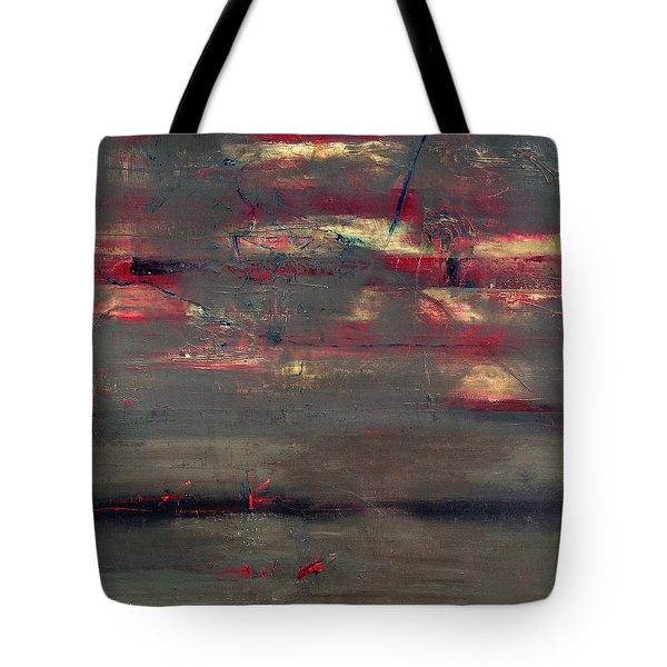 Abstract America   Tote Bag by Antonio Ortiz