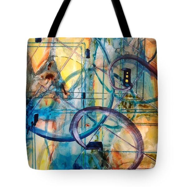Abstract Appeal Tote Bag