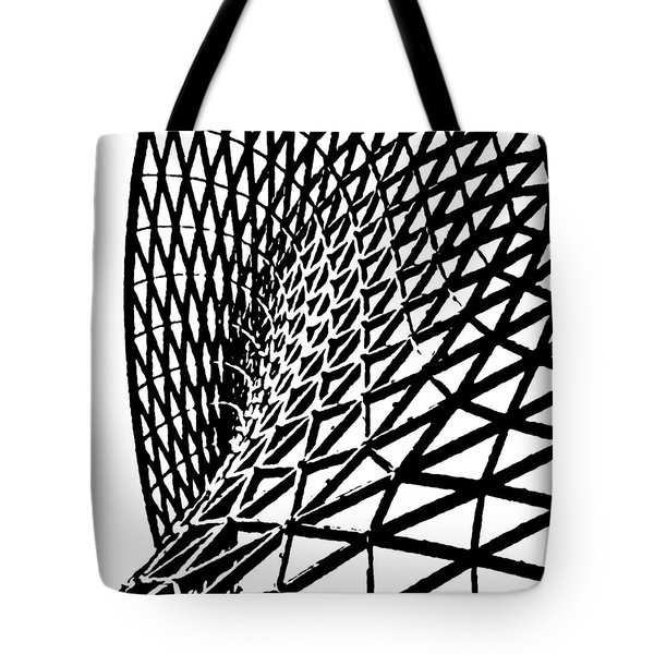 Abstract Architecture 3 Tote Bag