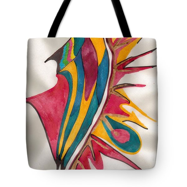 Abstract Art 102 Tote Bag