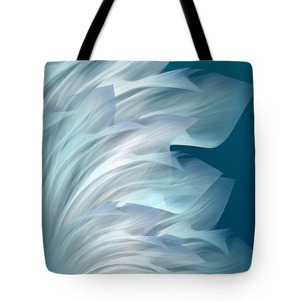 Abstract Art - Everlasting Grace By Rgiada Tote Bag