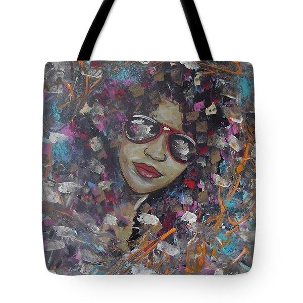 Abstract Beauty Tote Bag