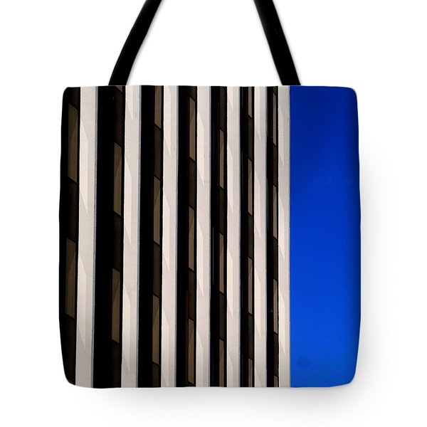 Abstract Building 2011 Tote Bag