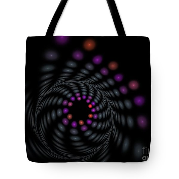Abstract Carousel Tote Bag