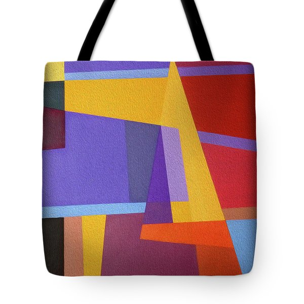 Abstract Composition 7 Tote Bag