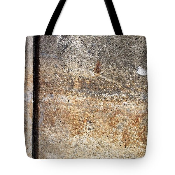 Abstract Concrete 17 Tote Bag