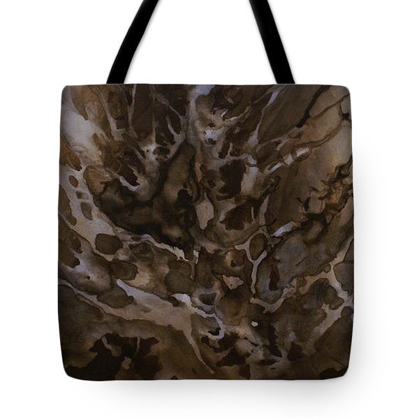 Abstract Design 57 Tote Bag by Michael Lang