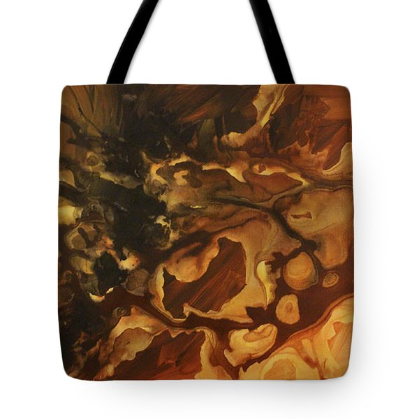 Abstract Design 75 Tote Bag by Michael Lang