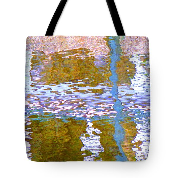 Abstract Directions Tote Bag