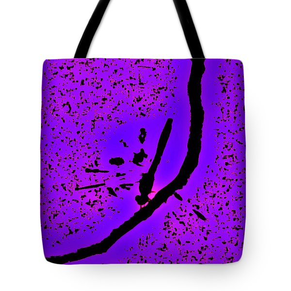 Abstract Dragonfly Tote Bag