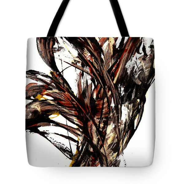 Abstract Expressionism Series 58.121210 Tote Bag