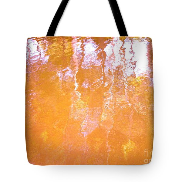 Abstract Extensions Tote Bag