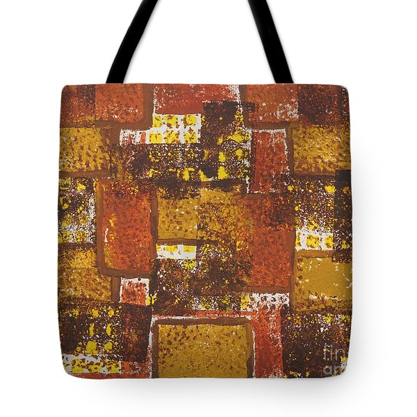 Abstract_ Fall  Tote Bag