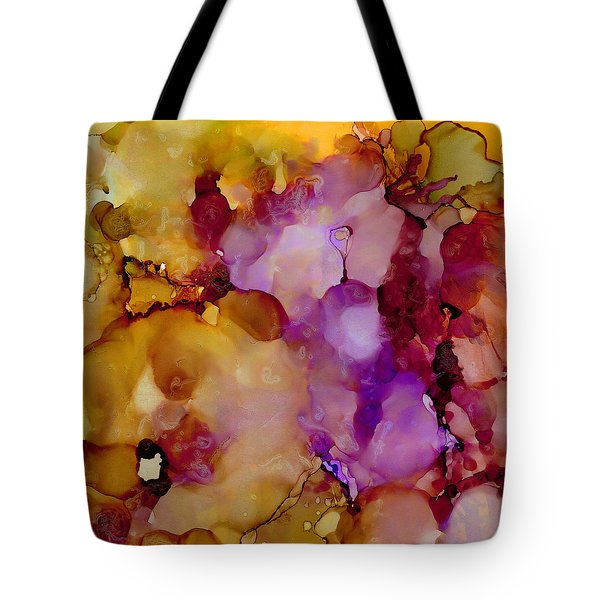 Abstract Floral #22 Tote Bag