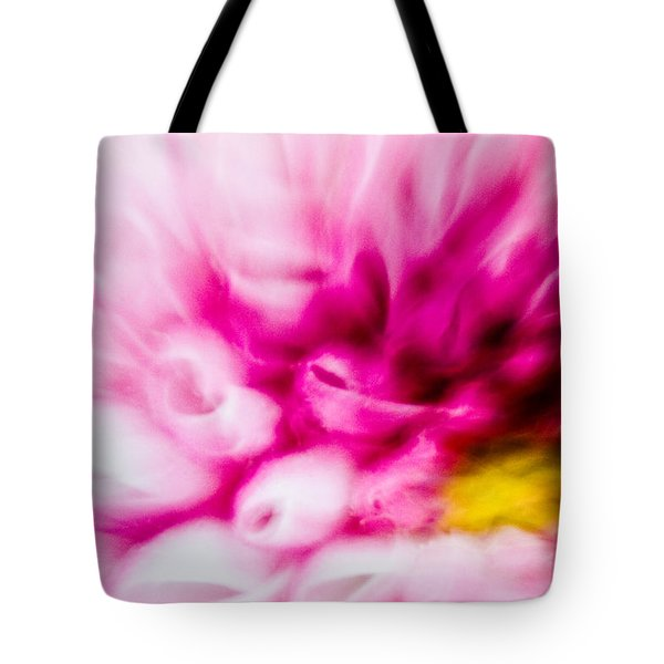 Abstract Floral No. 1 Tote Bag