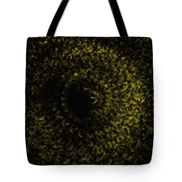 Abstract Floral Swirl No.1 Tote Bag