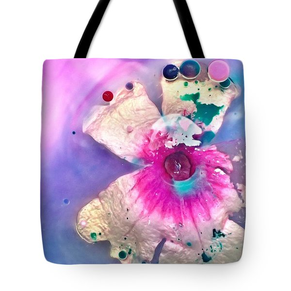Abstract Flower 1 Tote Bag