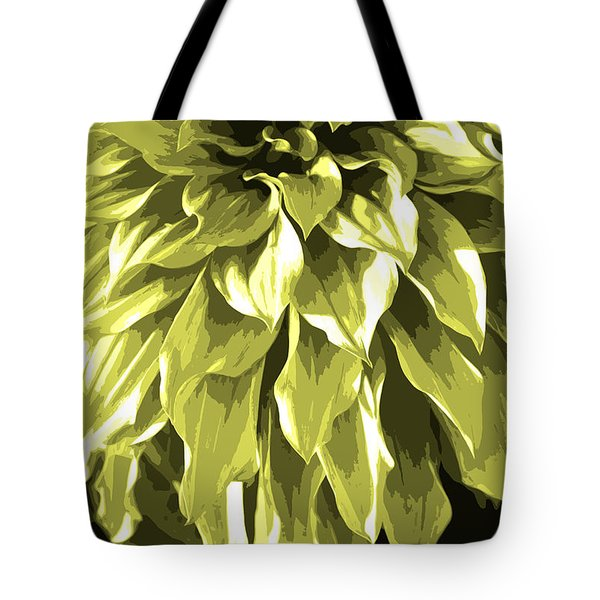 Abstract Flower 5 Tote Bag