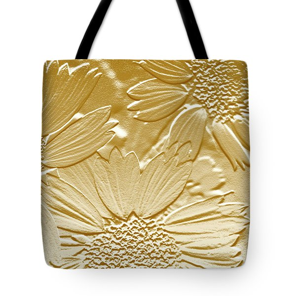 Abstract Flowers 4 Tote Bag