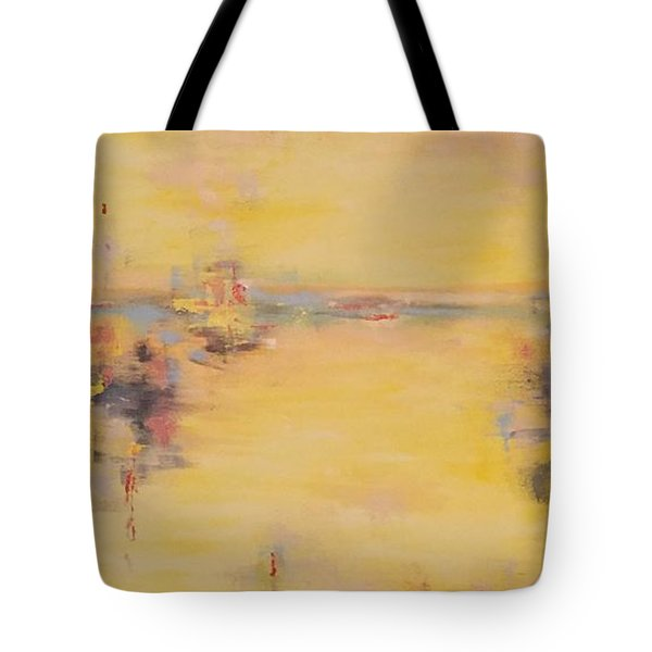 Abstract For Harold Tote Bag