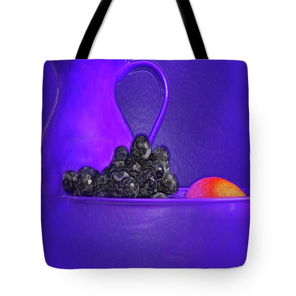 Abstract Fruit Art 53 Tote Bag