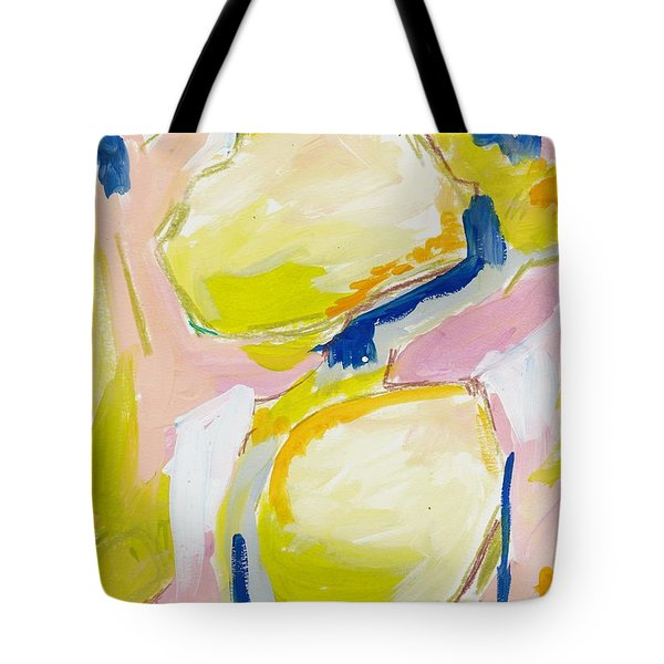 Abstract Geo Tote Bag