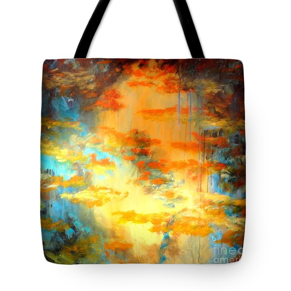 Heaven Seven Tote Bag