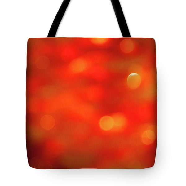 Abstract Honey Cakes Tote Bag by Yoel Koskas