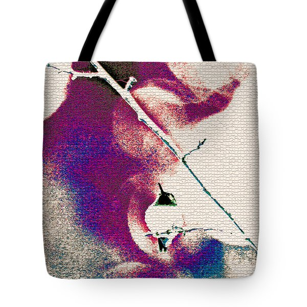 Abstract Hummer Tote Bag