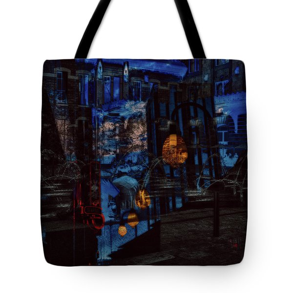 Abstract I Tote Bag by Ron White