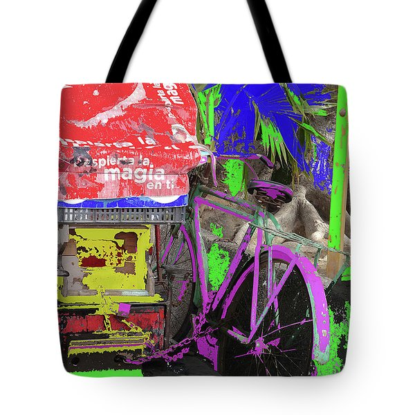 Abstract  Images Of Urban Landscape Series #3 Tote Bag