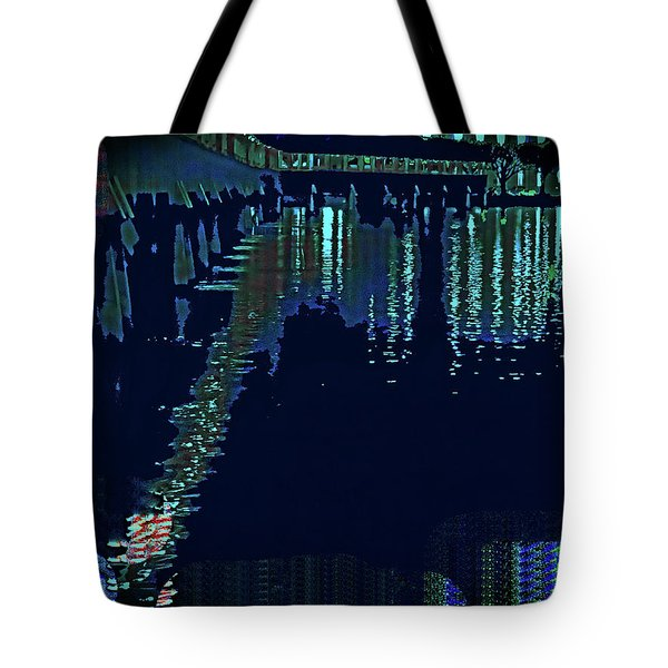 Abstract  Images Of Urban Landscape Series #7 Tote Bag