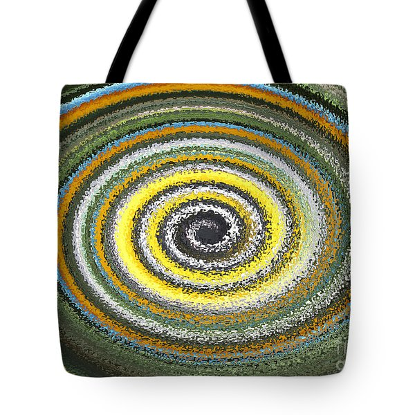 Swirl Abstract 1 Tote Bag