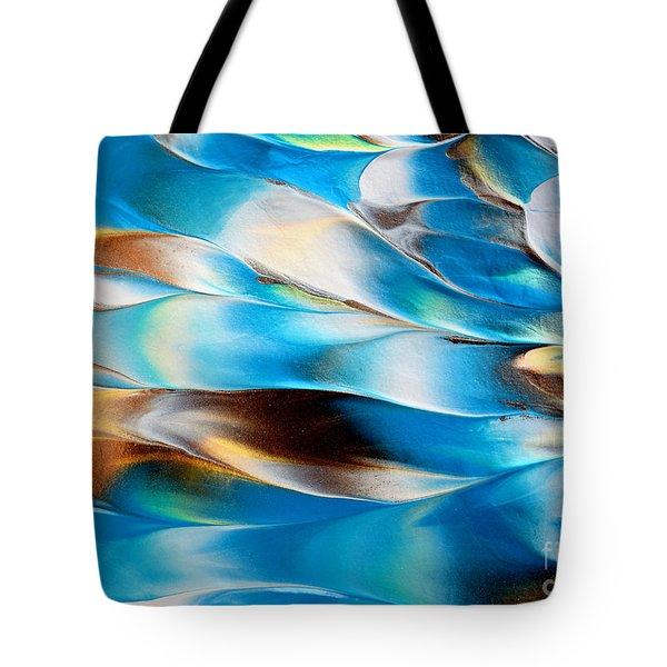 Abstract L1015al Tote Bag