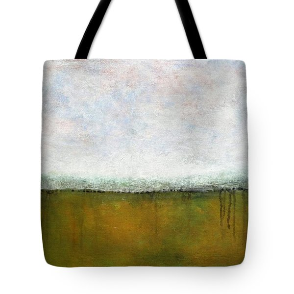 Abstract Landscape #311 Tote Bag