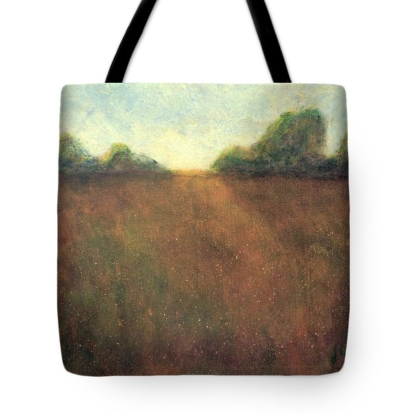 Abstract Landscape #212 - Art By Jim Whalen Tote Bag