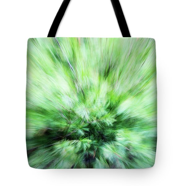 Tote Bag featuring the photograph Abstract Leaves 7 by Rebecca Cozart