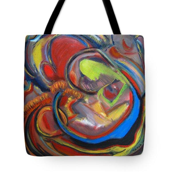 Abstract Life Tote Bag